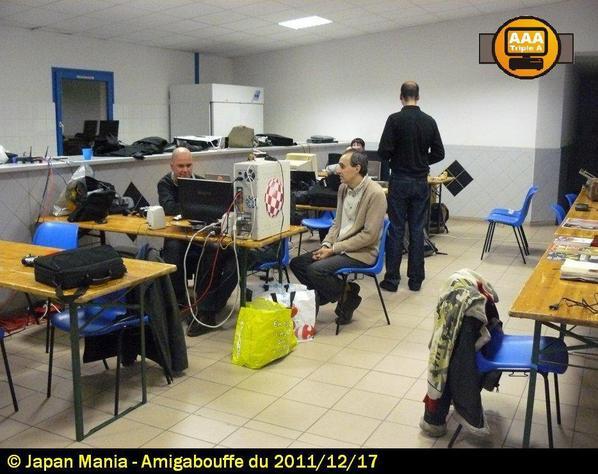 L'amiga Bouffe - 17 Décembre 2011 (1/3)