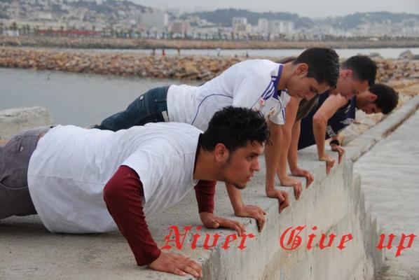 Niver Give Up