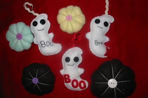 Décos pour Halloween