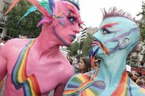 Gay Pride à travers le monde...