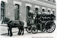 Pompiers de PARIS : 200 ans au service des autres