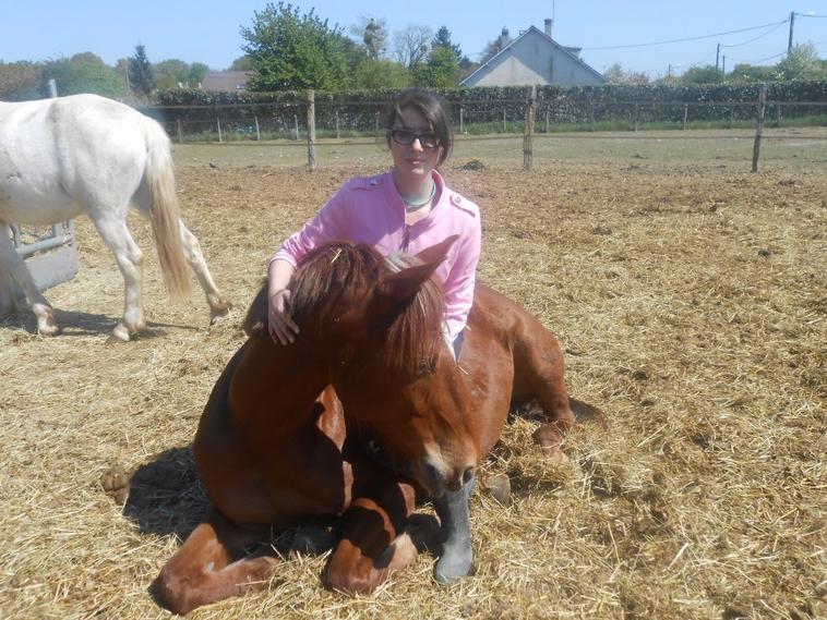 """L'équitation bien plus qu""""une passion"""
