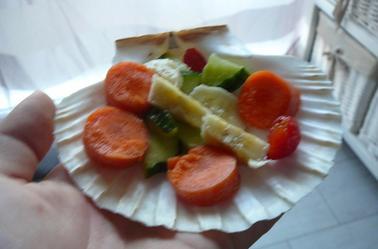Ses Légumes.