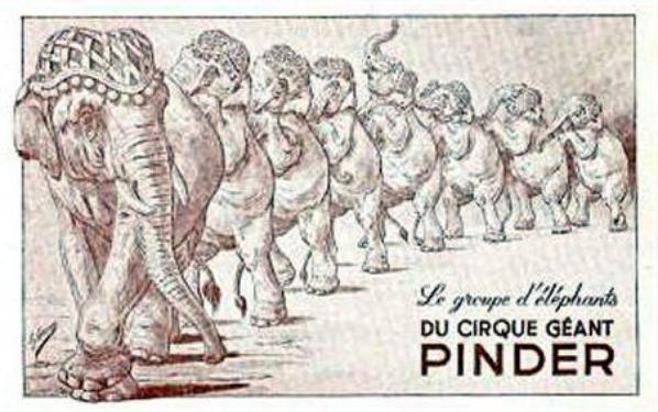 En Septembre on retrouve PINDER vers Orléans ...