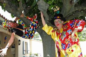 Les Ch'tites Clownettes