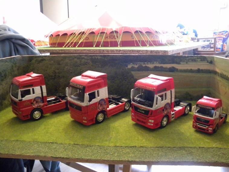tracteurs 1.32 et 1.50 bouglione