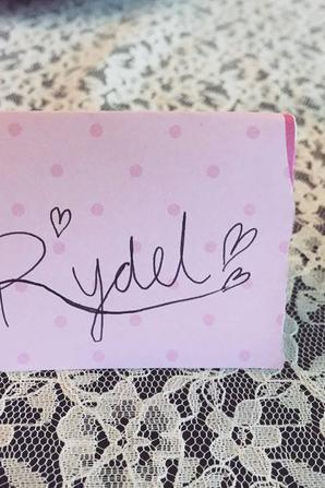 #RydelsTeaParty