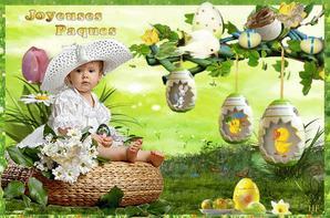 Vives ses vacances et joyeux Pâques !!!!!!!!!!!!!!
