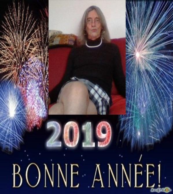 2019  2018 bonne année