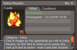Srambad // Fake // Dofus Pourpre !