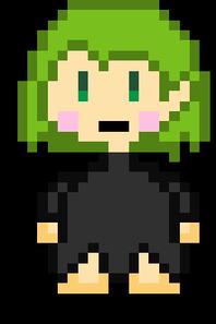 Deux trois pixel art by me