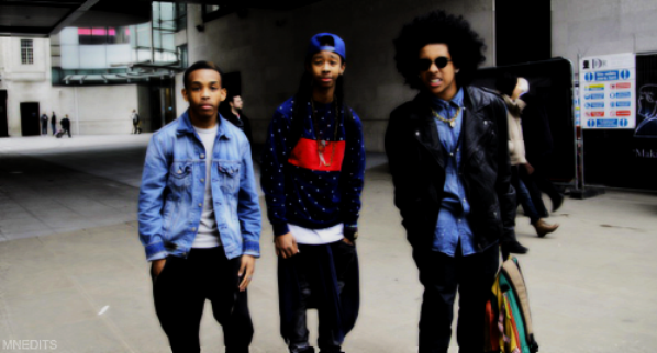 mindless behavior  swaggg