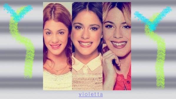 Violetta Castillo alias Martina Strossel