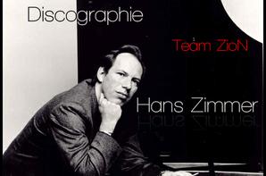 OST Trilogie Batman de Hans Zimmer.