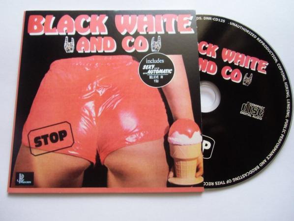 black white & co 1982 stop