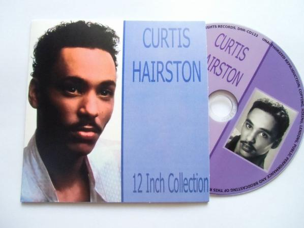 Curtis Hairston 12 inch collection