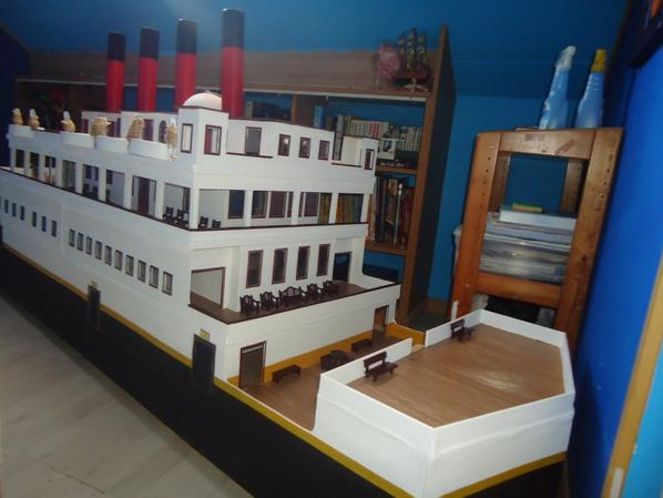 Titanic - Version Playmobil