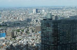 MAIRIE DE TOKYO 42 EME ETAGES