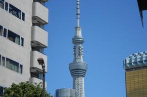La Tokyo Sky Tree
