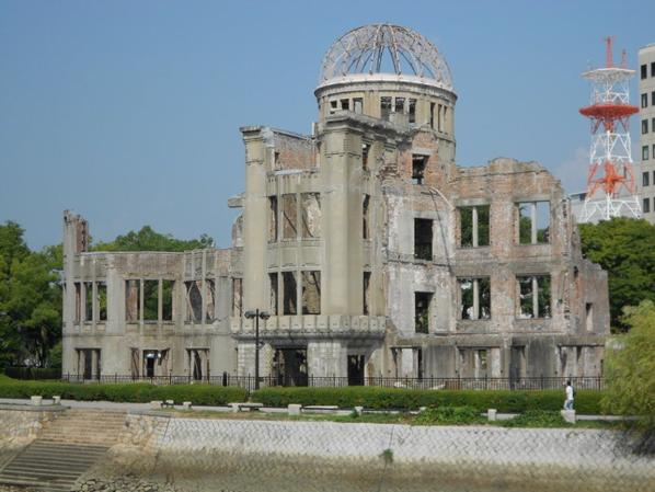 HIROSHIMA DÔME DE LA BOMBE A