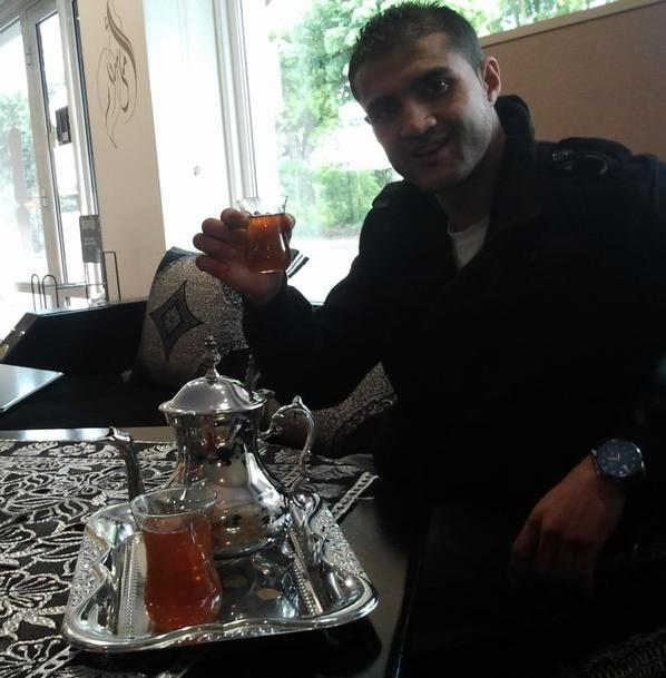 thé a la marocaine .. <3