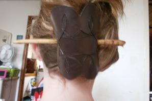 broche à cheveux