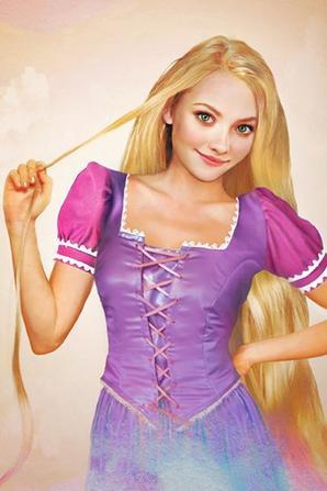 Princesses disney en réalistes