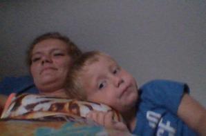 Sean&maman