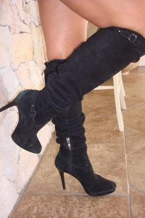 je sors les bottes !!