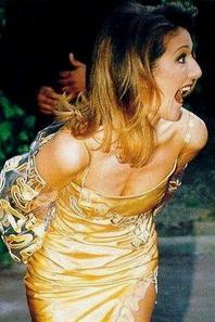 """.  17/04/1997 :   Céline était aux """"World music Awards"""""""