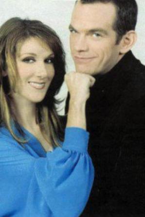 """C'est en 2000 que le duo """" Sous le vent """" entre Céline et Garou est sorti ♥"""