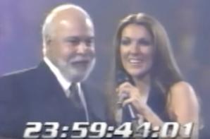 .  31/12/1999 : Céline faisait son dernier concert avant une longue période sabbatique !   Des fans privilégiés ont fêté Nouvel an avec eux. [/font=Arial]    .