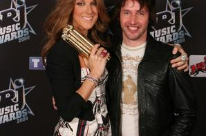.  26/01/2008 : Céline était au NRJ Music Award en France.
