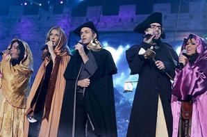 .  27/01/2008 : Céline participe aux enfoirés!