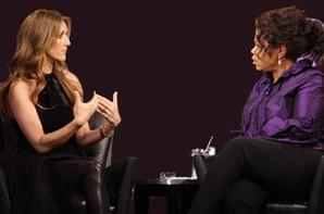 .  Novembre 2007 : Céline était dans l'émission d'Oprah.