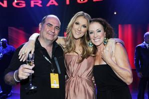 """.  12/08/2012 : Céline fêtait la 100ème de son show """"Celine"""" à Vegas."""