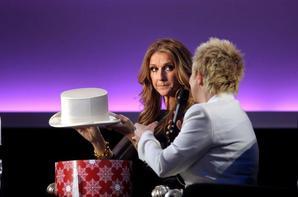 """.  24/11/2012 : L'émission """"Le grand show"""" consacré à Céline était diffusée!"""