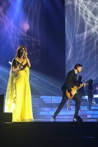 """.  19/09/2017 : Céline a repris une série de spectacle à Las Vegas avec son show """"Celine""""."""