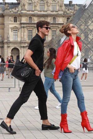 .  13/07/2017 : Le look coup de coeur de Céline selon la missweb Anaïs :)