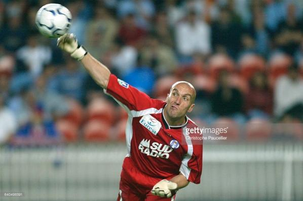 Photos de Christophe Revault lors de la saison 2003/2004