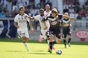 Florilége de photos du match Bordeaux TFC du 20/09/2015