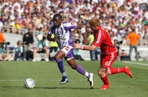 Serie de photo du match TFC/Liverpool du 15/08/2007