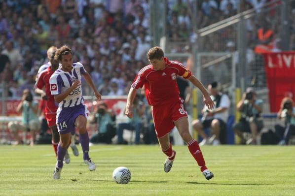 Autres photos TFC/Liverpool du 15/08/2007.