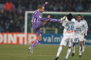 Florilége de photos du match TFC OM du 03/02/2010 demi finale CDL