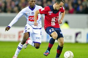 Autres photos du match Lille TFC du 30/10/2012 8iéme de finale CDL