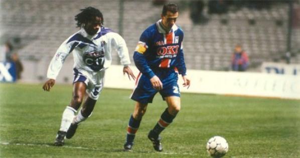 Photos de matchs saison 1997/1998