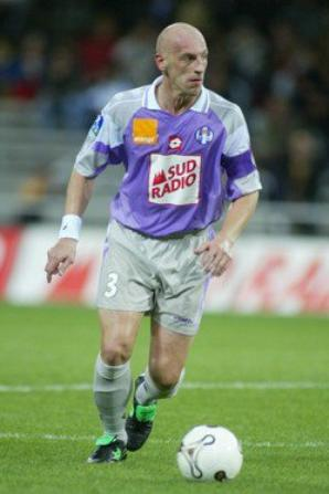 Photos de William Prunier lors de la saison 2002/2003