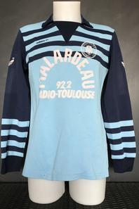 Mes trois maillots saison 1984/1985 : Une saison au complet !