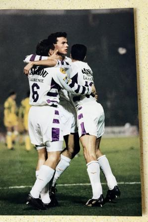 Photos TFC Nantes 20 décembre 1992 (2 à 0)