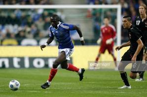 Photos du match FRANCE AUTRICHE du 14/10/2009.